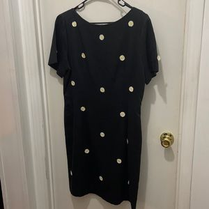 Vintage 90s mini dress from Foley's. NWOT